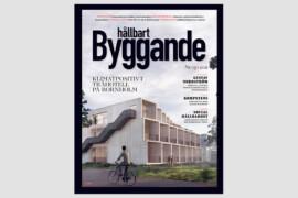 Nytt nummer av Hållbart Byggande