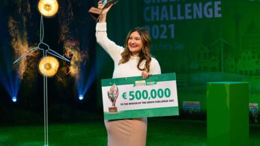 Svensk tvättuppfinning vann Green Challenge