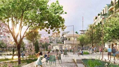 FOJAB utformar nya Malmöstadsdelen på Jägersro