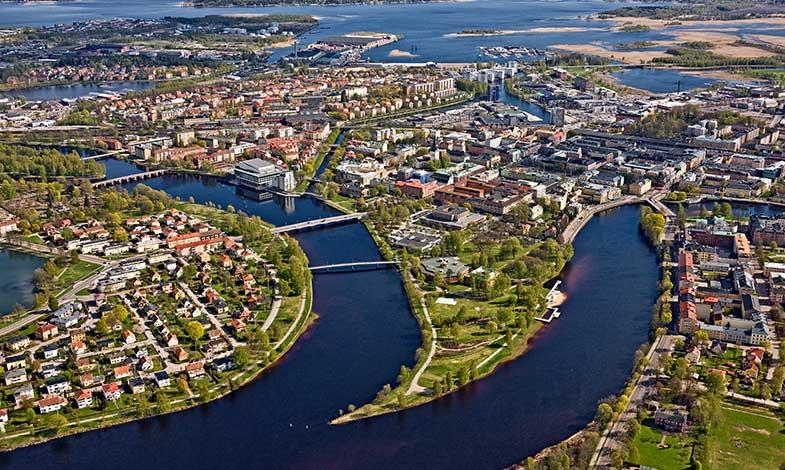 Karlstad är Årets Arkitekturkommun för andra gången