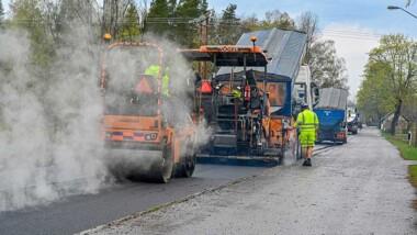 Nya klimatkrav för väg- och anläggningsprojekt