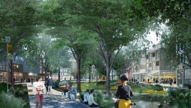 Uppsala Business Park ska bli energipositiv stadsdel