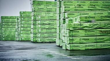 Södra implementerar emballagelösning med återvunnet material